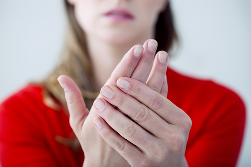 Raynaud's in fibromyalgia